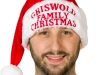 thumbs griswold family christmas hat Funny Christmas T Shirts for Extra Happy Holidays