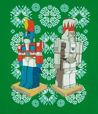 transformers christmas sweater Funny Christmas T Shirts for Extra Happy Holidays