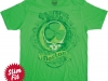 thumbs grateful dead boston t shirt Funny St. Patricks Day T shirts