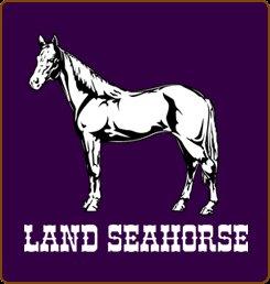 Land Seahorse Tee-Shirt