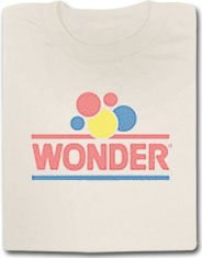 Wonder Bread Tshirt