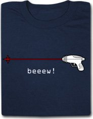 Beeew! Lasers are Fun Tshirt