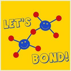 Let\'s Bond Tshirt