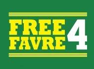 Free Favre 4 Tee