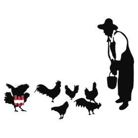 insurgent chicken tshirt Insurgent Chicken Tshirt