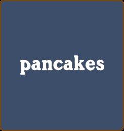 Pancakes Tshirt