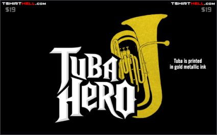 tuba hero tshirt Torso Pants: Very Nice!