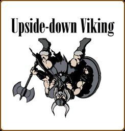 upside down viking tshirt Upside down Viking T Shirt