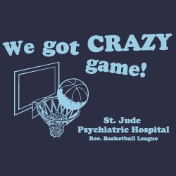 we got crazy game We Got Crazy Game Tshirt