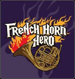 french horn hero tshirt French Horn Hero T Shirt