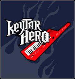 keytar hero tshirt Keytar Hero T Shirt