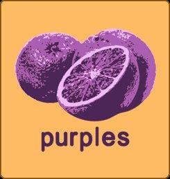 purples tshirt Oranges Purples T Shirt