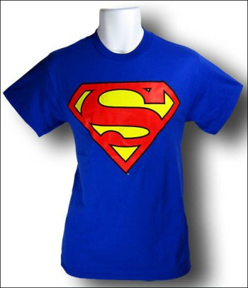 superman t shirt2 Superman Tshirt
