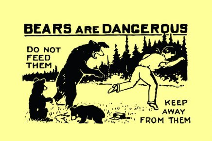 bears are dangerous tshirt Bears Are Dangerous T Shirt