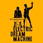 electric dream machine tshirt Electric Dream Machine Tshirt