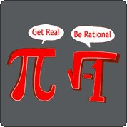 get real be rational tshirt Get Real Be Rational T Shirt