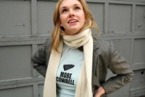 more cowbell tshirt 300x200 Saturday Night Live More Cowbell T Shirt