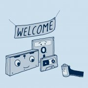 welcome to obsurity film tshirt Welcome to Analog Retirement T Shirt