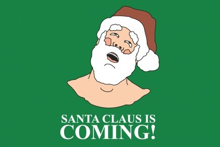 santa claus is coming tshirt Santa Claus is Coming! T shirt