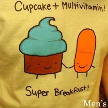cupcake-multivitamin-tshirt