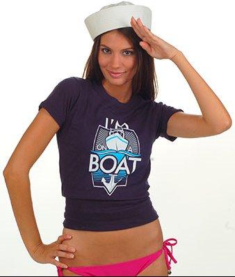 im-on-a-boat-tshirt