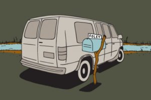 in-a-van-down-by-the-river-tshirt