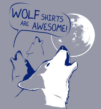 wolf-shirts-are-awesome-tee