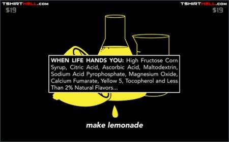 make lemonade tee When Life Hands You...Make Lemonade Tee