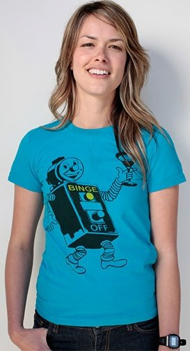 bingebot t shirt Bingebot Tshirt