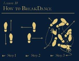 how to break dance tshirt Easy Steps: How to Break Dance Shirt