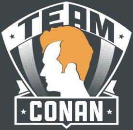 team conan tshirt1 Team Conan Tshirt