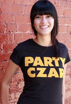 party czar t shirt Party Czar T shirt