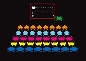 space invaders a simple plan tshirt Space Invaders Classroom   A Simple Plan