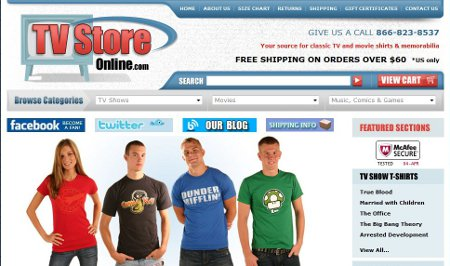 tv store online Funny T shirt Shop Reviews