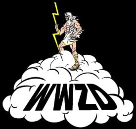 what would zeus do t shirt What Would Zeus Do (WWZD) Tshirts