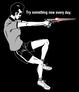 try something new every day tshirt Try Something New Every Day Tshirt