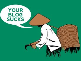 your blog sucks tee Your Blog Sucks Tee Shirt
