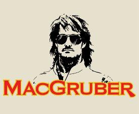 macgruber tshirt Macgruber Tshirt