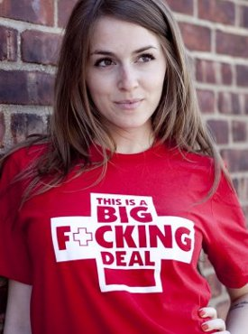 this is a big fucking deal tshirt This is a Big Fucking Deal Tshirt