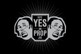 vote yes on prop joe tshirt The Wire Vote Yes for Prop Joe Tshirt