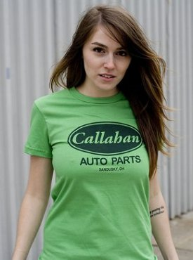 callahan auto parts sandusky oh tshirt Callahan Auto Parts Tommy Boy T shirt