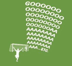 gooooooaaaaa etc tshirt Soccer Goal Etc. Tshirt