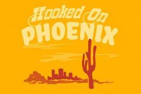 hooked on phoenix tshirt Hooked on Phoenix Tshirt