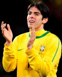kaka brazil World Cup 2010: FIFA Ban Brazil Players From Displaying Religious T Shirts