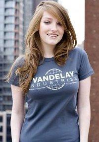 Vandelay Industries Tshirt Groove