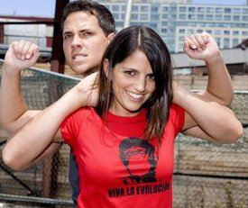 viva la evolucion tshirt Viva La Evolucion Tshirt