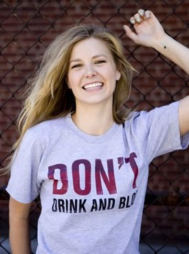 dont drink and blog tshirt Dont Drink and Blog T Shirt