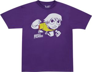 Flying Punch Scott Pilgrim shirt Scott Pilgrim T Shirts