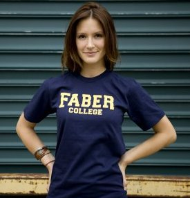 faber college animal house movie tshirt Faber College Animal House Movie T shirt