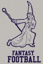 fantasy football e1282612758224 Fantasy Football Wizard T shirt